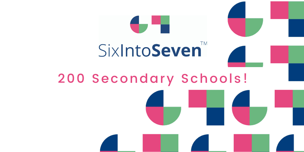200 secondary schools and counting
